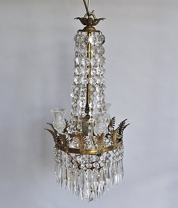 Crystal Chandelier - 027
