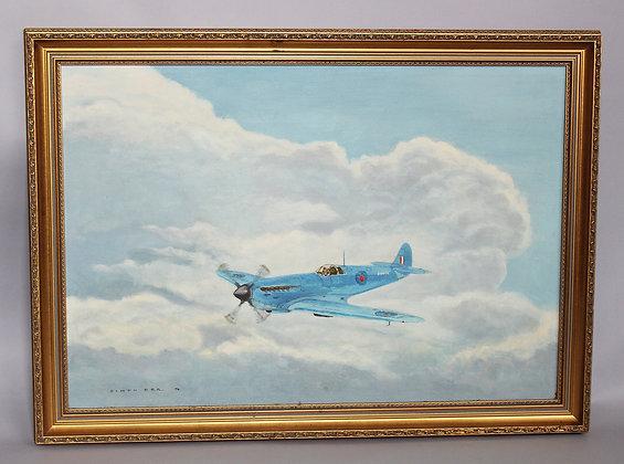 The Blue Spitfire