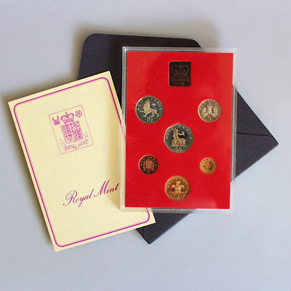 1981 Coinage of Great Britain