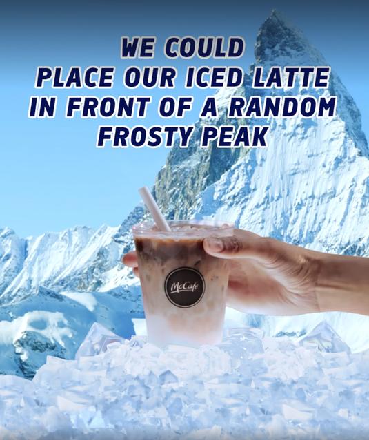 McCafe Iced