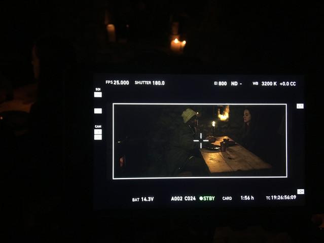 Tap (Short film) Behind the scenes