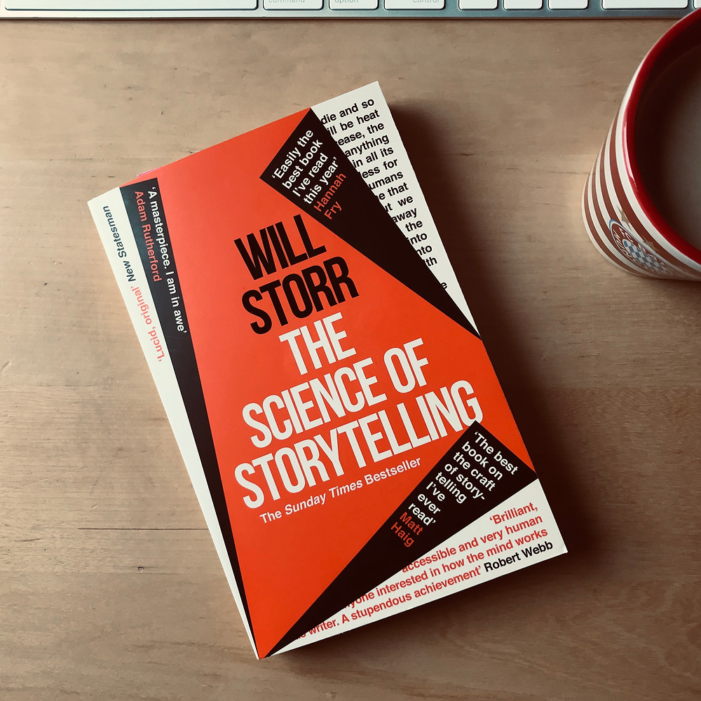 A book about the science of storytelling