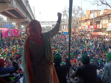 How A BJP Supporter, Designated Terrorist Derailed India Farm Protest