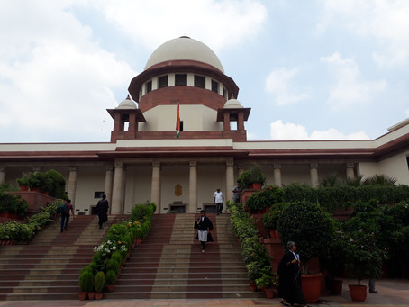 Is The Global Reputation Of India's Supreme Court In Decline?