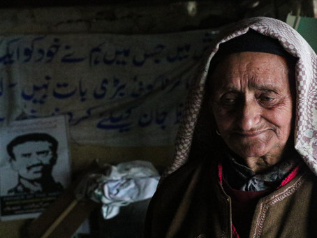 Kashmir's Empty Graves & The Criminalisation Of A Father's Grief