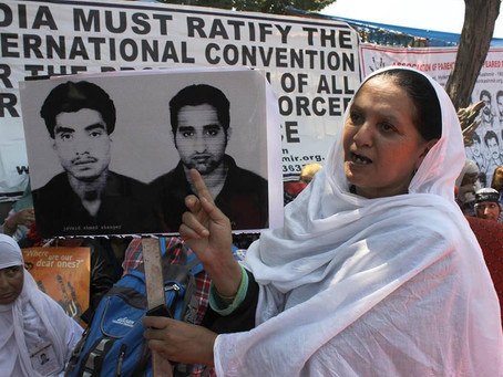 Why A Nobel Nominee Is A Target In Kashmir Crackdown