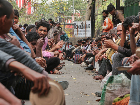 Despite Laws, Deluge Of Hunger In India's Capital