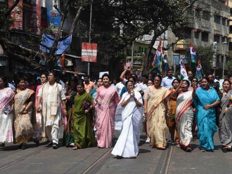 How Mamata's Trinamool Broke The Glass Ceiling For Women In Politics