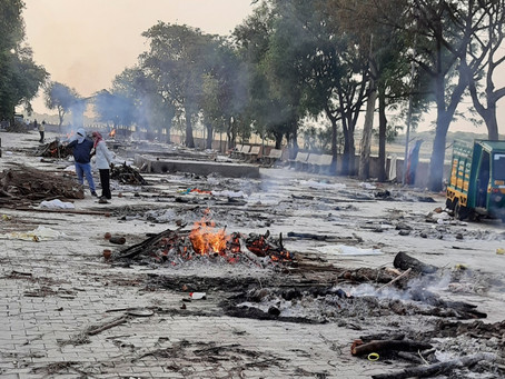 In UP's Vast Agra District, Govt Ensures Death & Pandemic Go Unrecorded