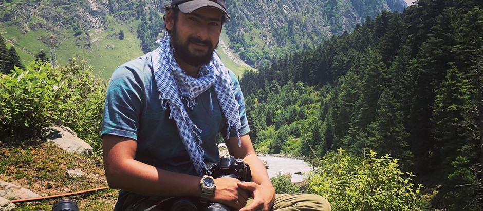 The Dangerous Profession Of Journalism In Kashmir