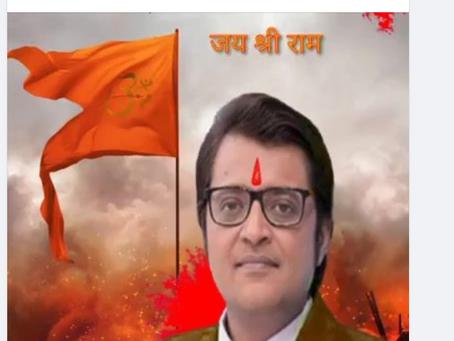 In Pro-BJP Facebook World, Arnab Goswami Is A National Hero, Hindu Saviour