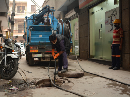 'D-': A Report Card For Delhi's Effort To Mechanise Sewer Cleaning