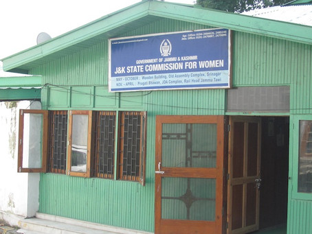 J&K Shuts Women's Commission, Violence Against Women Rises