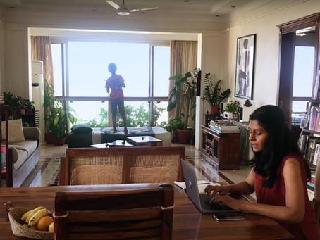 A Home Film Brings Focus To Domestic-Violence Surge