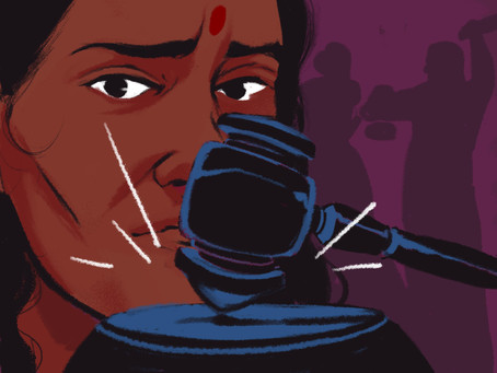 How Indian Courts Define A Married Woman's Place