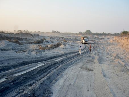 As Laws Are Broken, A Fine Dust Of Despair Over Daburji & India