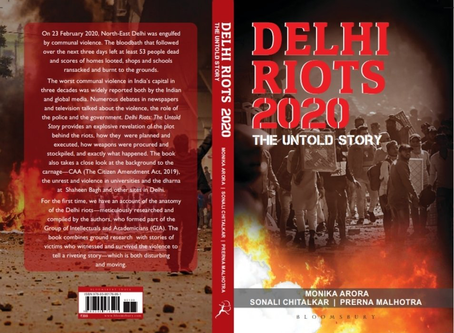 The Book That The Delhi Police Want You To Read