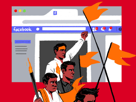 The Hateful Facebook Adventures Of Ragini Tiwari & Friends