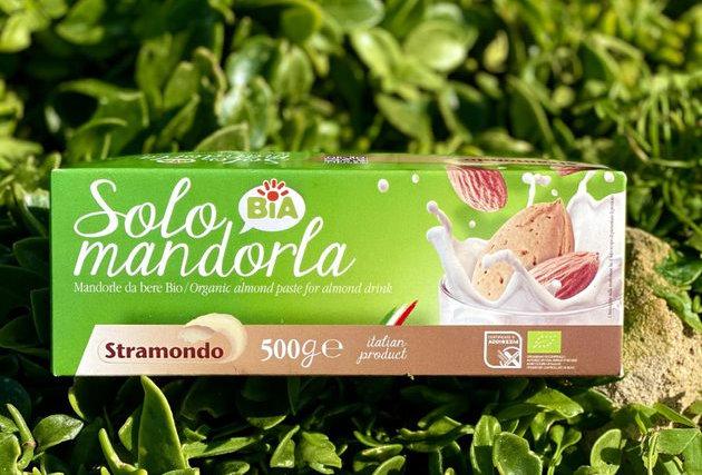 FRUTTI DEL SOLE - SOLO MANDORLA 500g
