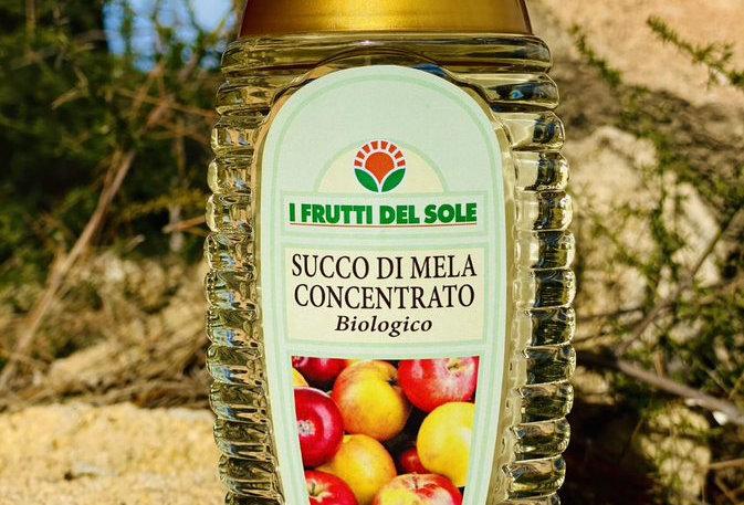 FRUTTI DEL SOLE - SUCCO DI MELA CONCETRATO 250g