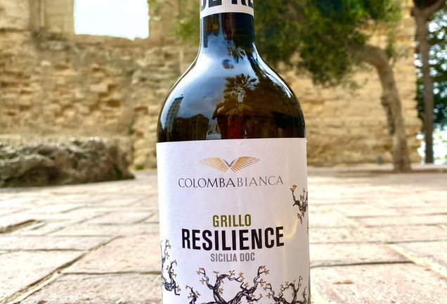 COLOMBA BIANCA - RESILIENCE GRILLO DOC