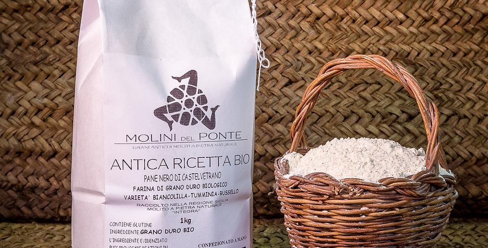 HLADKÁ MOUKA ANTICA RICETTA - MOLINI DEL PONTE