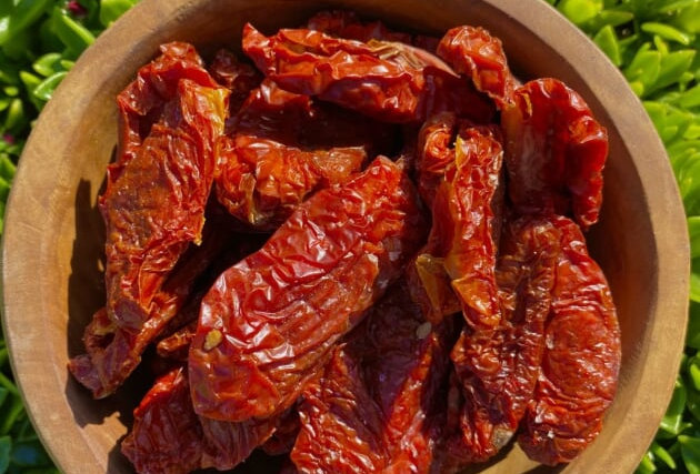 DRIED TOMATOES 100g - FROM OUR FARMER