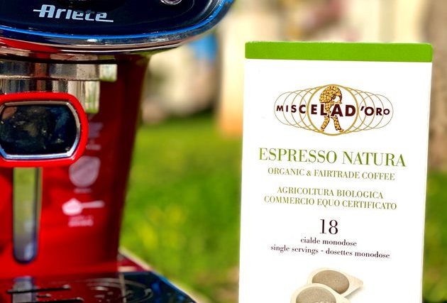 MISCELA D'ORO - 100% CAFFÈ 18 CIALDE