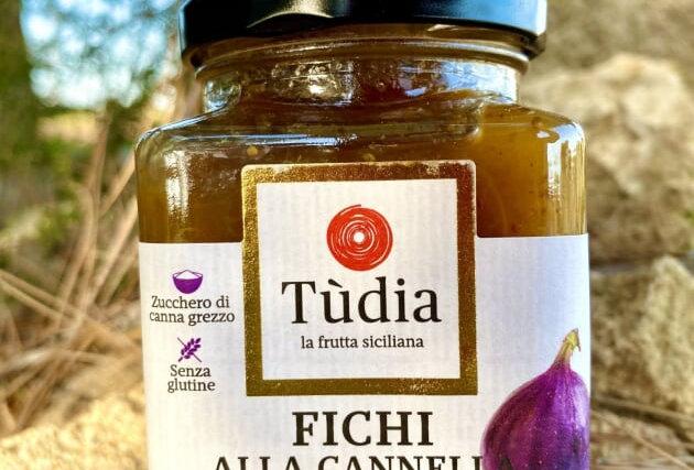 TUDIA - CONFETTURA FICHI ALLA CANNELLA