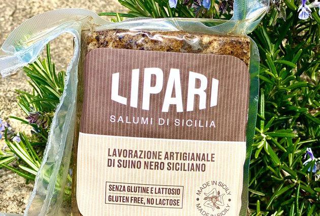 LARDO - SALUMI LIPARI