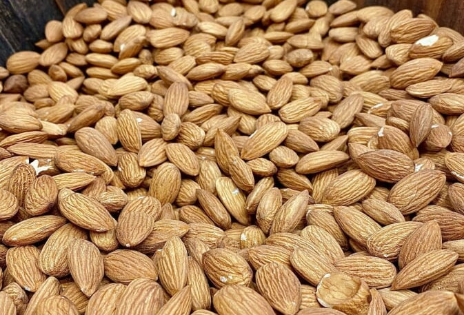 DRIED ALMONDS 250g - FROM OUR FARMER