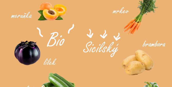 BIO BOX I. ovoce a zelenina