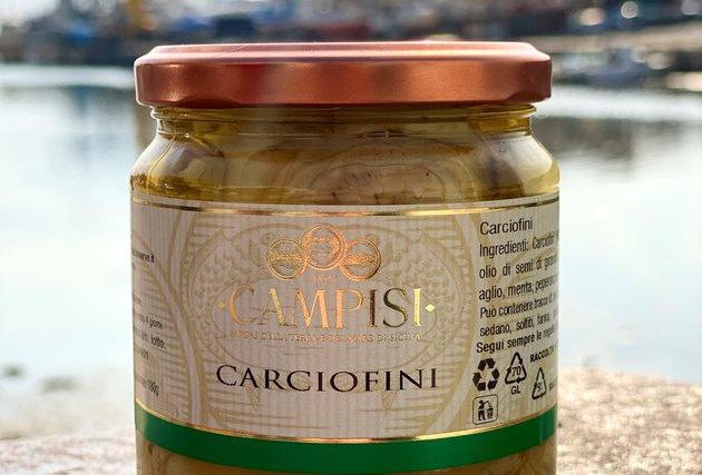 CAMPISI 1854 - CARCIOFINI 280g
