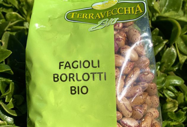 FRUTTI DI SOLE - FAGIOLI BORLOTTI 350g