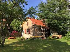 Dachform Dachdeckermeister Richard Porst Ziegel Dachreparatur Schneefang Haus