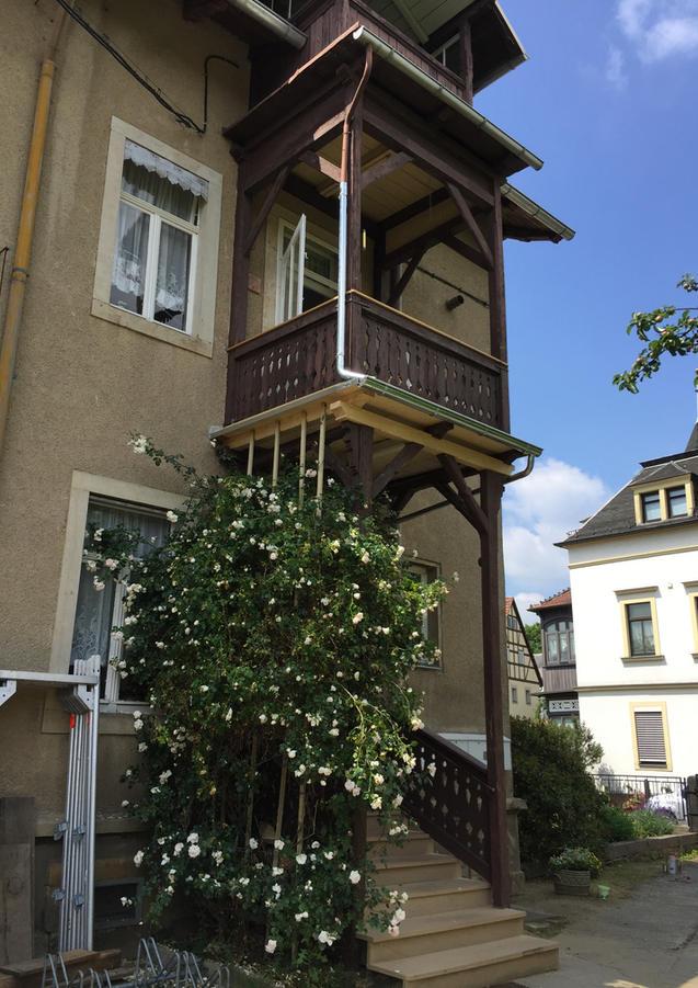 Balkon-Sanierung
