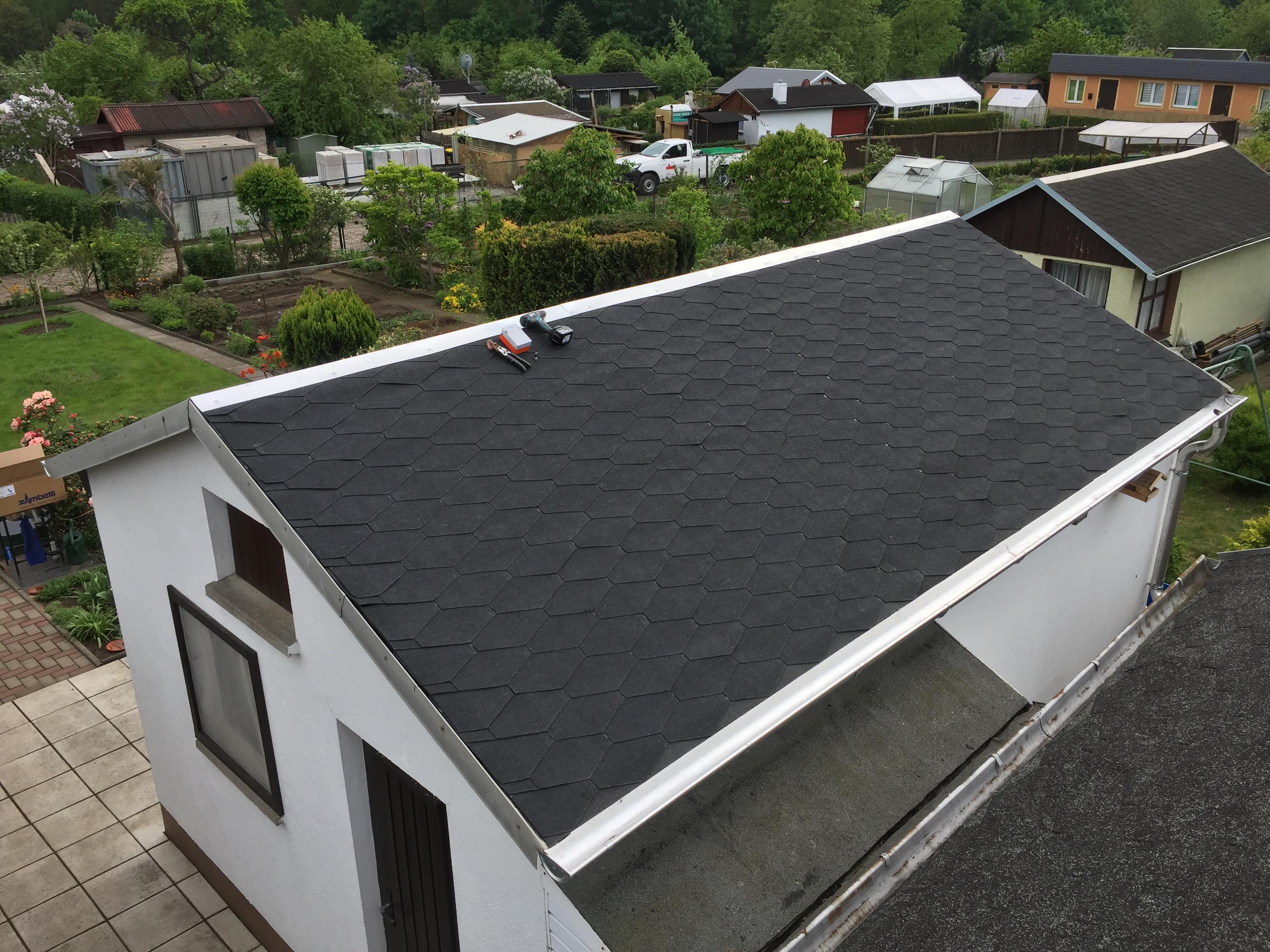 Dachform|Dachdeckermeister R. Porstendorfer | Schindeln
