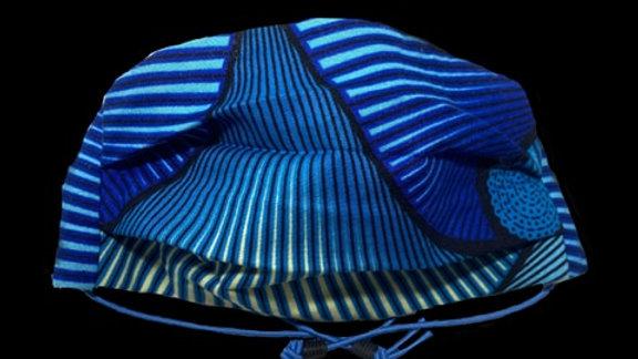 Concertina Blue