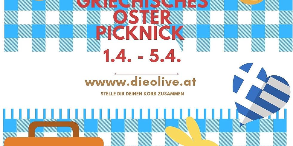 Oster - Picknick - Körbe 1.4.-5.4.
