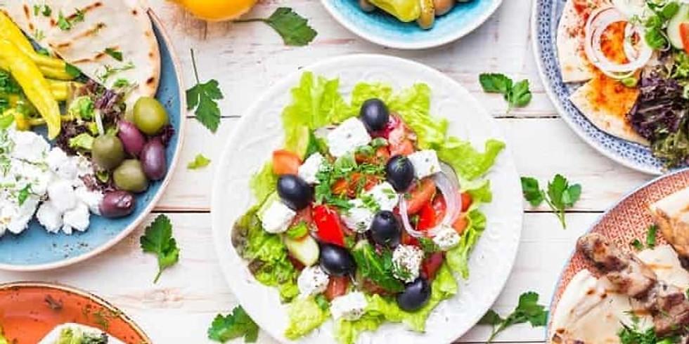 griechisches Wochenende