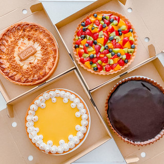 Mixed Tart and Pies