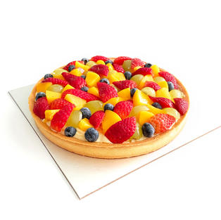 Fruitilicious Mixed Fruit Tart
