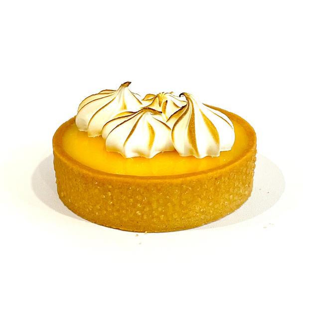 Lemony Meringue Tart