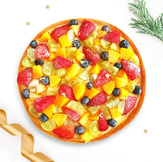 Snowy Fruitilicious Mixed Fruits