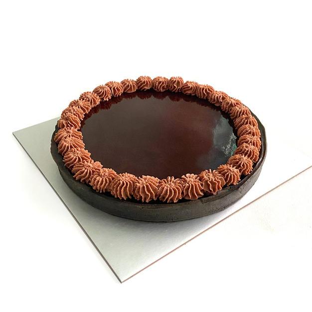 Valrhona Dark Chocolate Tart