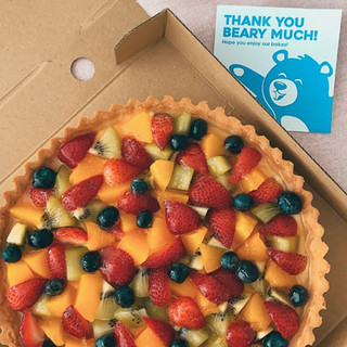 Fruit Tart Singapore