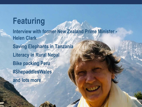 Interview with Helen Clark, mountaineer, Prime Minister, UN Administrator