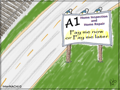 """Considering Purchasing An """"AS IS"""" Home?"""