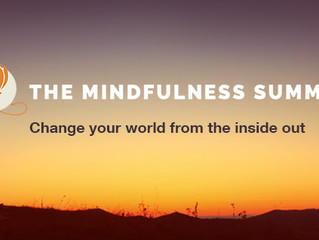 ONLINE - MINDFULNESS SUMMIT:                    1-31 oktober 2015