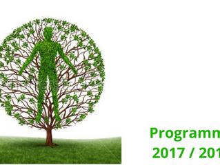 vzw MOMENT - Programma 2017/2018